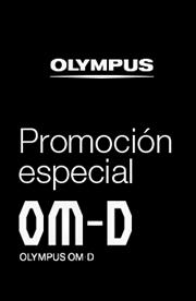 Promoci�n Especial Olympus OM-D
