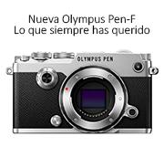 Nueva Olympus Pen-F
