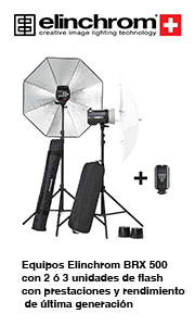 Kit flash estudio Elinchrom