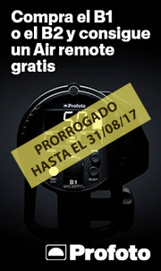Consigue un Profoto Air Remote gratis