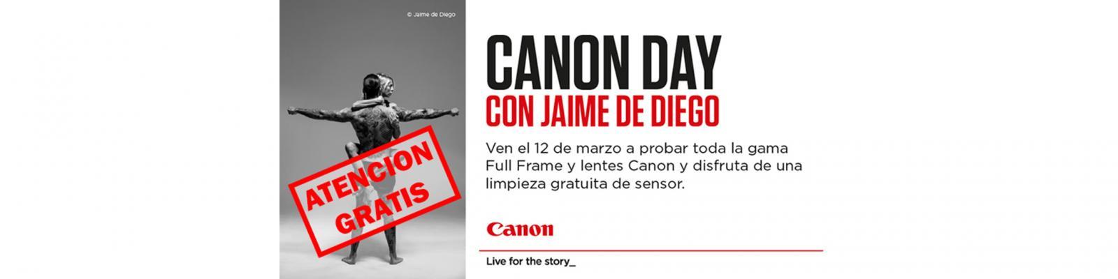 Taller Canon FullFrame
