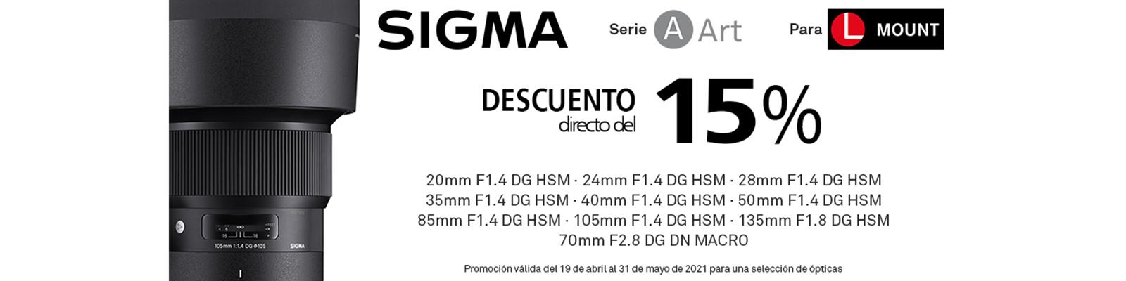 Oferta Sigma LMount