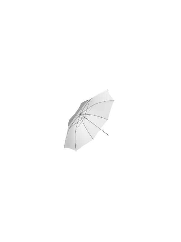 Cromalite Paraguas 80cm Traslucido -