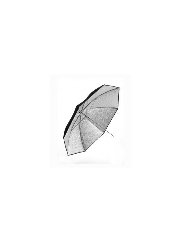 Cromalite Paraguas 80cm Plata -
