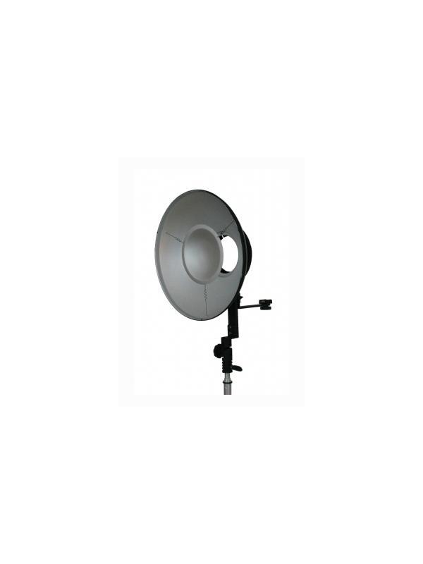 Cromalite Kit Reflector Beauty para Flash Portatil -
