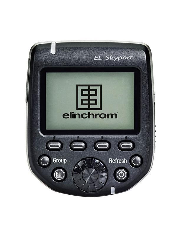 Elinchrom Transmisor EL-Skyport HS Plus Canon -