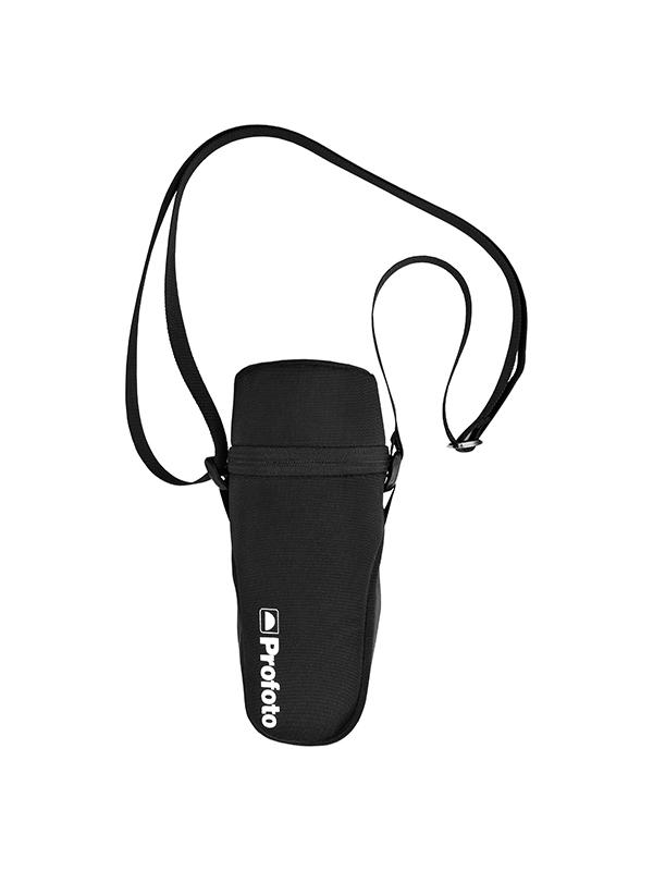 Profoto Estuche Para A1 Air TTL - Resistente y duradera, esta bolsa acolchada cuenta con cremalleras de alta calidad y te servirá para guardar y proteger tu Profoto A1 y tus Light Shaping Tools.