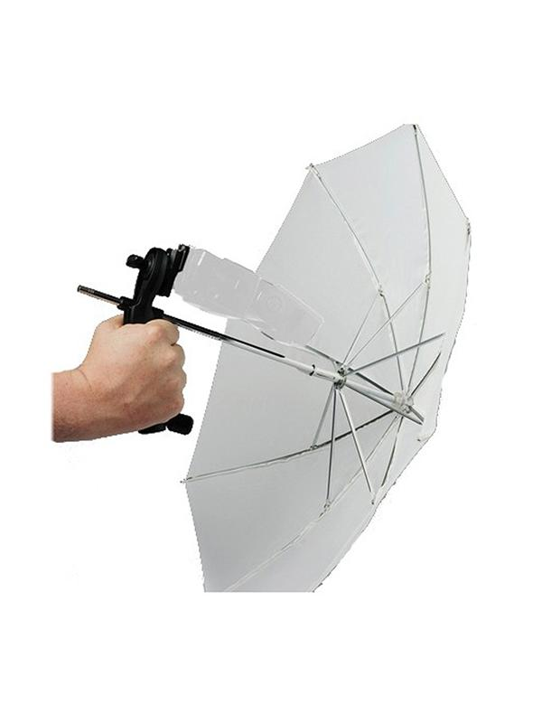 Lastolite Paraguas  50cm Translúcido + Asa de Mano -