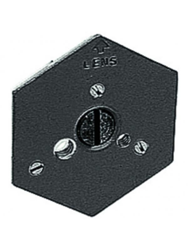 Manfrotto Plato 130-38 3/8 Hexagonal Plano -