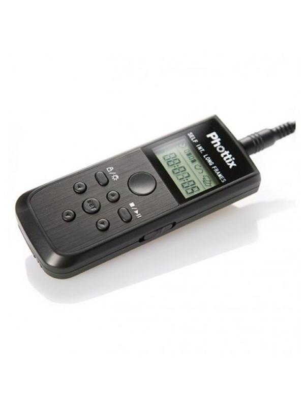 Phottix Temporizador con cable Nikos N8 Nikon pro -