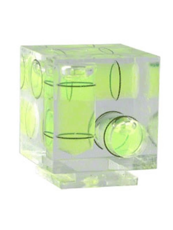Walimex Nivel de burbuja 3 Niveles -