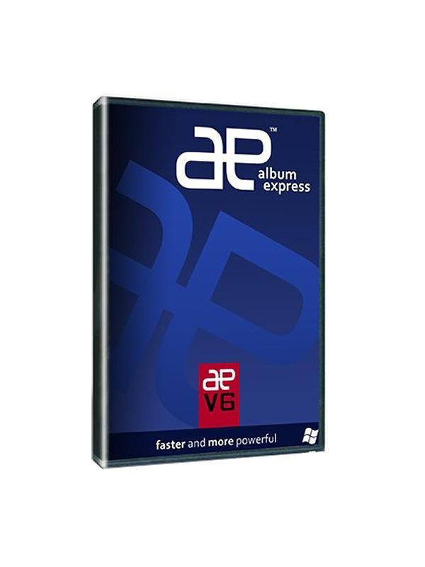 SPC Album Express Add. License - Album Express es el software que por sí solo permiten crear álbumes digitales con una alta calidad profesional. Esto es posible gracias a una amplia gama de plantillas, máscaras, marcos, fondos y herramientas de creación digital.