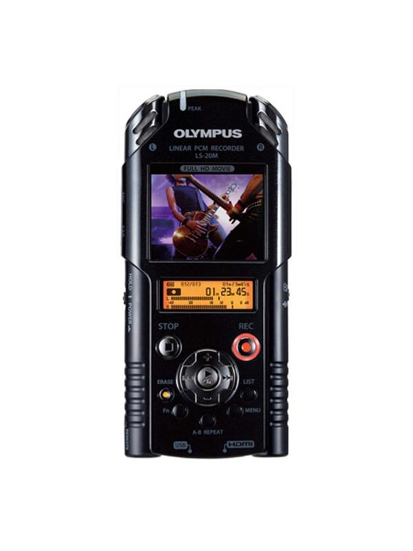 Olympus Grabadora Audio Digital LS-20M -