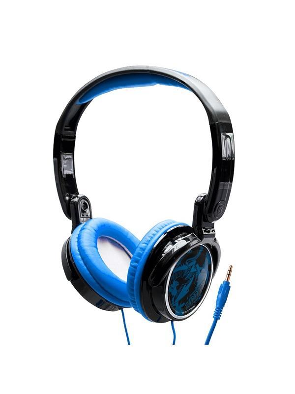 Coby Auricular CV400 Urban Azul -
