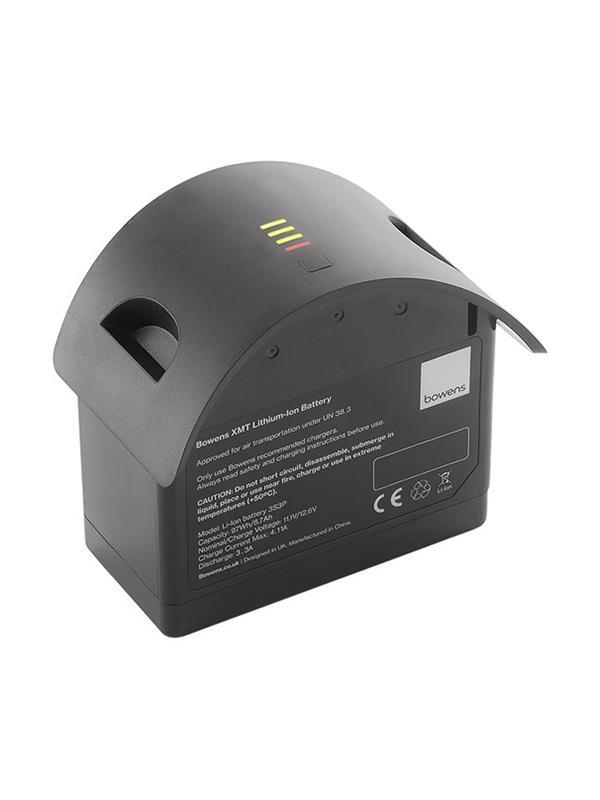 Bowens Batería adicional XMT 500 (Disparos a Plena Potencia) -