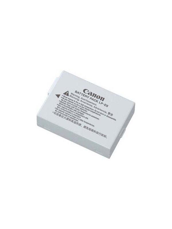 Canon Bateria LP-E8 (Canon EOS 550D - 600D) -