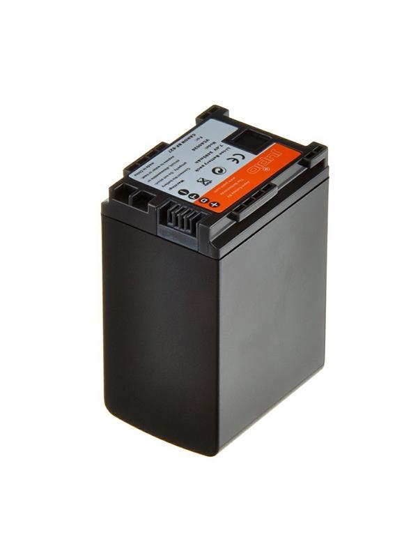 Jupio Batería Canon BP-827, 2490mAh -