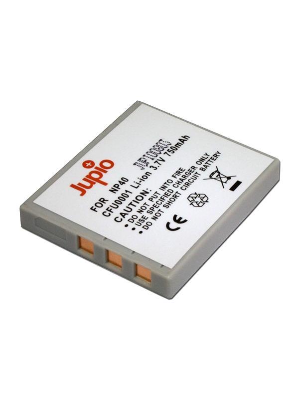 Jupio Bateria Fuji NP-40/KLIC-7005/D-Li95/ D-Li8 -