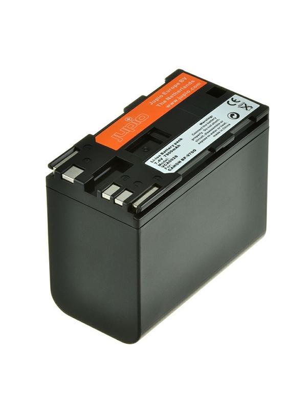 Jupio Batería Sony NP-F970, 7400mAh -