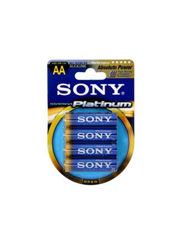 Sony Pila AM3PTB4A LR06 4xAA 1.5v Platinum -