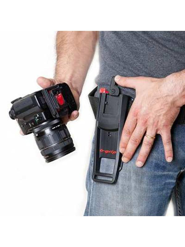 B-Grip Soporte Cinturón para DSLR -