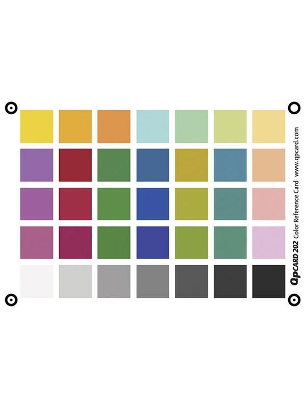 QP Carta 35 Colores QP-202 17x21 cm -
