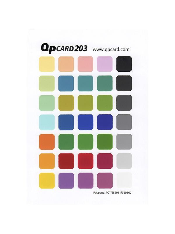 QP Carta Gris + 35 Colores QP-203 -