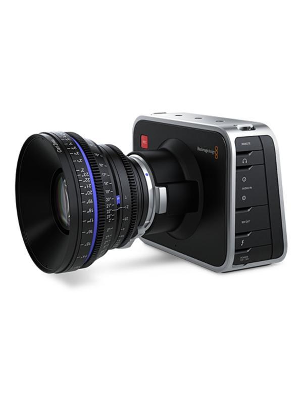 Blackmagic Cinema Camera MFT 2.5K  Micro 4/3 -