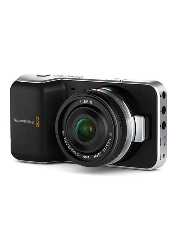 Blackmagic Cinema Camera Pocket Micro 4/3 -