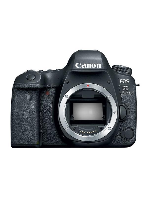 Canon Cámara EOS 6D Mark II Cuerpo