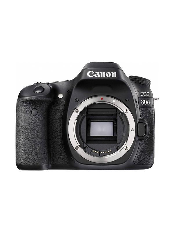 Canon Cámara EOS 80D Cuerpo - La nueva 80D surgida a principios de 2016, tiene una velocidad impresionante, unos controles intuitivos y tecnologías innovadoras, esta versátil cámara réflex digital con Wi-Fi es perfecta para explorar nuevas áreas de la fotografía y lograr esos fantásticos resultados que se merece tu creatividad.
