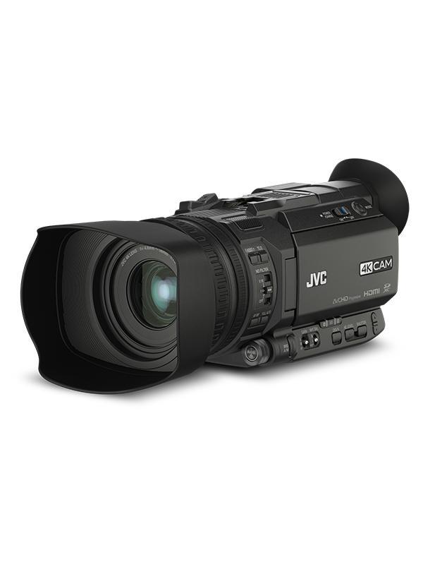 JVC Videocámara GY-HM170 4K Ultra HD 2.3