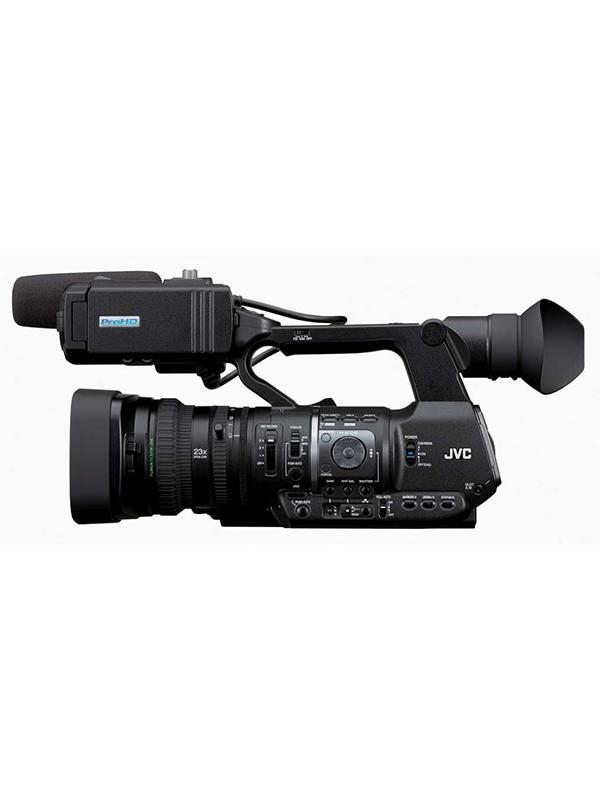 JVC Videocámara GY-HM600E Zoom 23x -