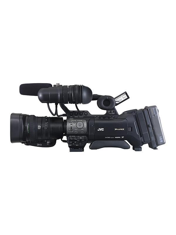 JVC Videocámara GY-HM890E Fujinon Zoom 20x -