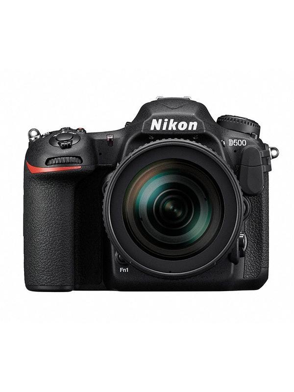 Nikon Cámara D500 + AFS 16-80mm VR DX Wifi 4K -