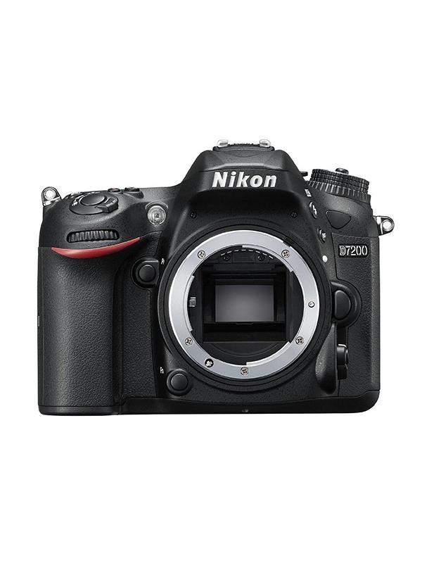 Nikon Cámara D7200 Cuerpo