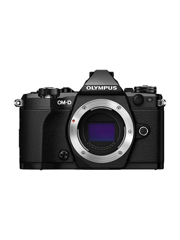 Olympus Cámara OM-D E-M5 Mark II Cuerpo Negro - E-M5 Mark II: Adiós a las imágenes borrosas. Imágenes perfectas con la estabilización de imagen más potente del mercado. Fotos y vídeos nítidos incluso con poca luz y sin trípode. La estabilización en 5 ejes VCM compensa todo tipo de movimiento de la cámara. Incluso permite ofrecer una imagen óptima en el visor para mayor estabilidad en el encuadre.