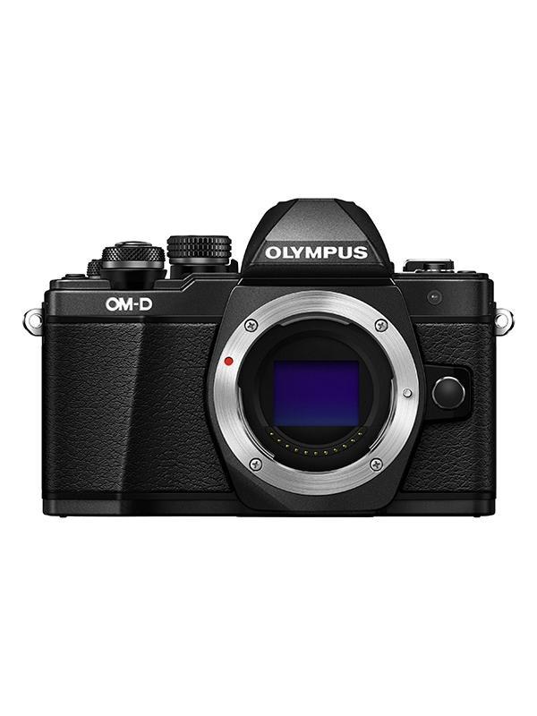 Olympus Cámara OM-D E-M10 Mark II Negro - Oferta del 01/05/2019 al 31/07/2019