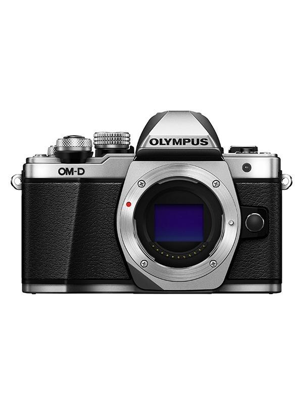 Olympus Cámara OM-D E-M10 Mark II Plata - Oferta hasta el 15/01/2020