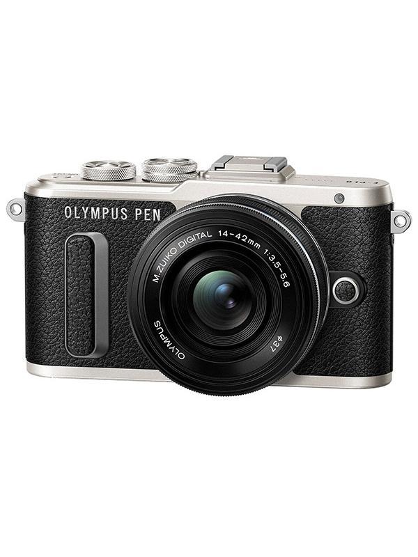 Olympus Cámara E-PL8 + 14-42mm Negra - Oferta del 01/05/2019 al 31/07/2019