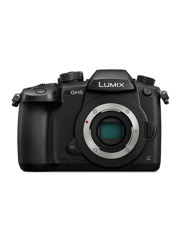 Panasonic Cámara DC-GH5LEC + 12-60mm f2.8/4 4K/6K 20Mpx - Panasonic presenta la LUMIX GH5, el último modelo insignia de las cámaras de objetivos intercambiables sin espejo (DSLM) LUMIX G, basadas en el estándar del sistema Micro Cuatro Tercios. La nueva cámara ofrece un rendimiento híbrido de alta calidad para los aficionados y profesionales de la fotografía y el vídeo que buscan capturar fotos en 6K y vídeos 4K de 60p / 50p.