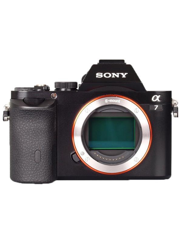 Sony Cámara Alpha A7 R Cuerpo Full Frame 36 Mpx