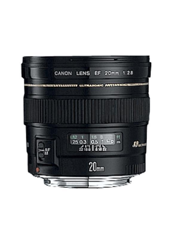 Canon Objetivo EF  20mm f2.8 USM