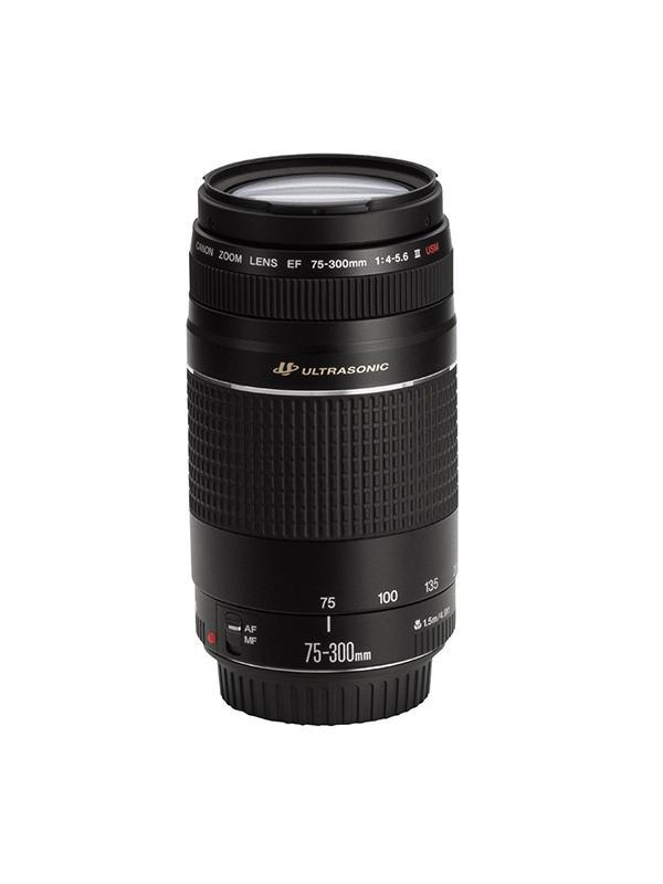 Canon Objetivo EF Zoom  75-300mm f4.5-5.6 III