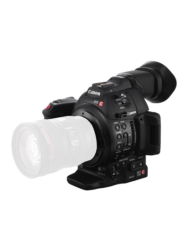 Canon Cámara EOS C-100 Mark II -