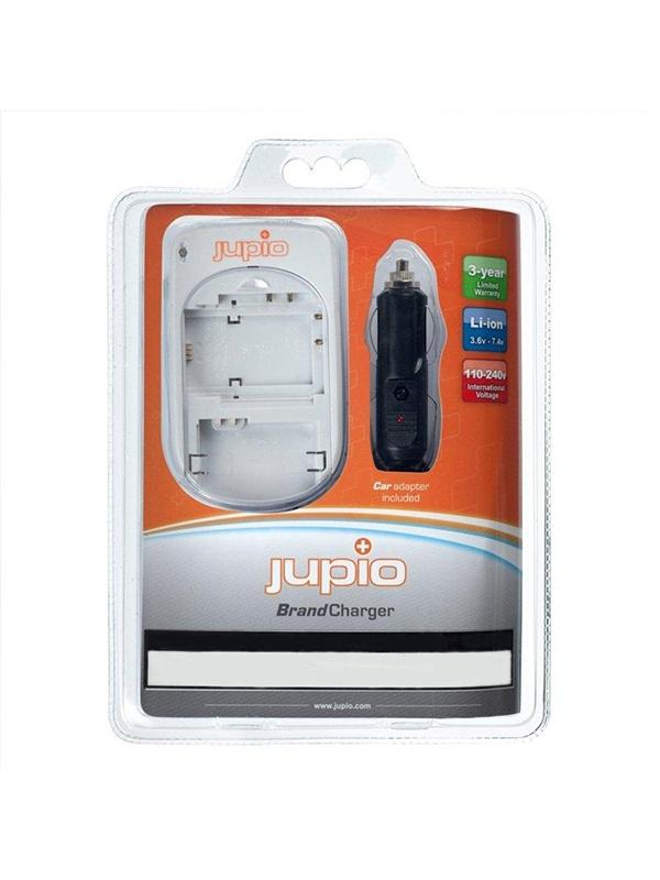 Jupio Cargador Monomarca Panasonic Ion-Litio -