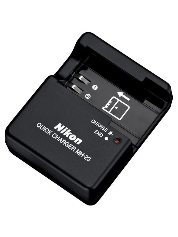 Nikon Cargador de Baterias MH-23 p/EN-EL9 -