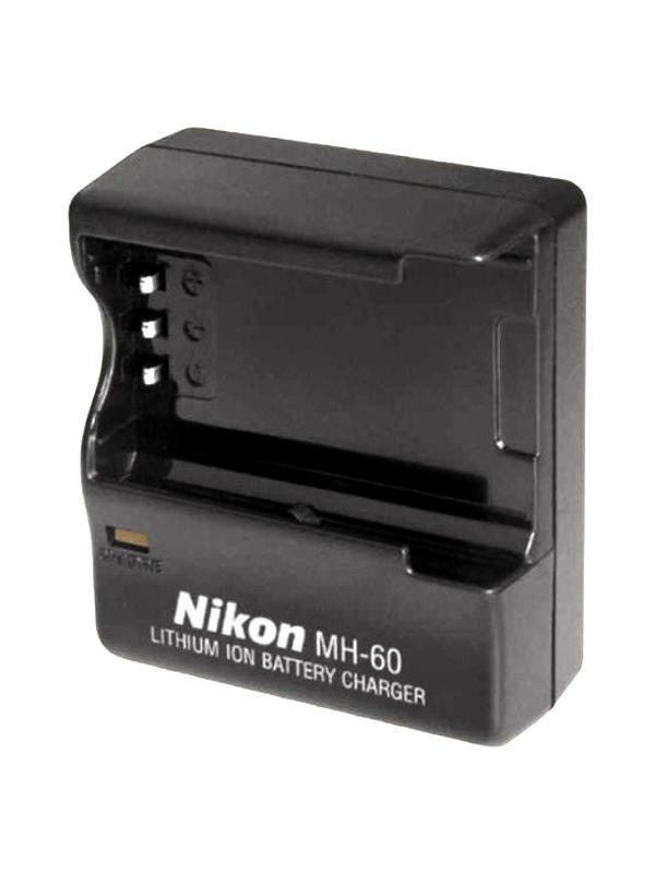 Nikon Cargador de Baterias MH-60 p/EN-EL2 -