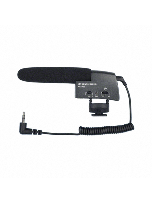 Sennheiser Micro MKE 400 -