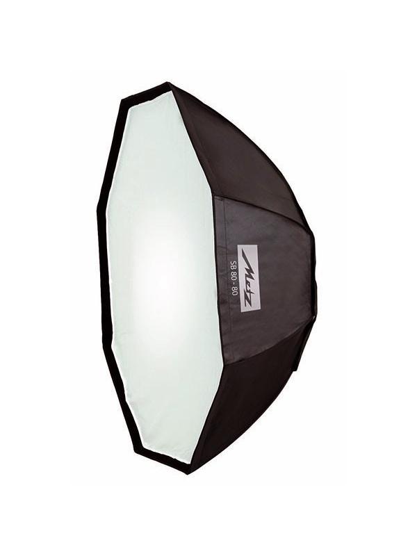 Metz Caja de luz SB 80 Octogonal para Flash Estudio